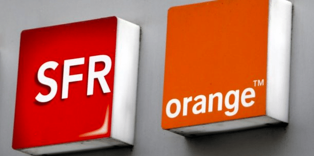 Orange et SFR