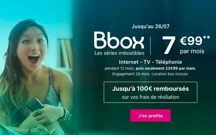 bouygues telecom dernier jour de la box internet bbox. Black Bedroom Furniture Sets. Home Design Ideas