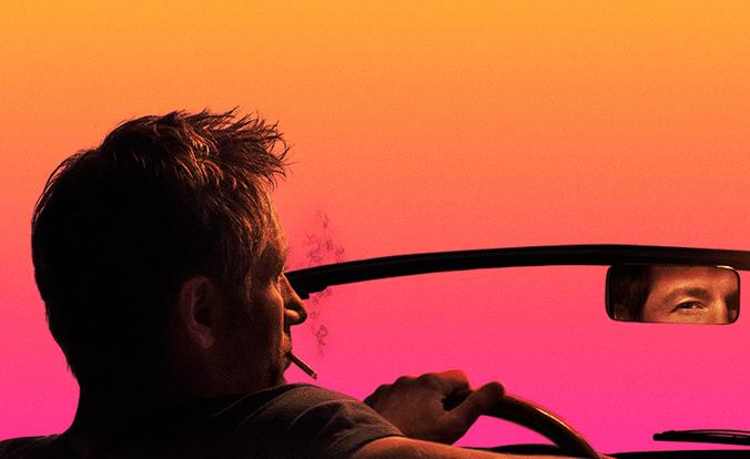 Californication, série, également retirée du catalogue Netflix en août.