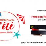 Freebox : les box internet de Free encore en promotion jusqu'à demain pour 300 euros d'économies