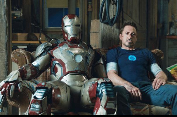 Iron Man 3, en septembre sur Netflix.