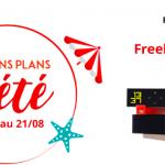 Free : les promotions sur les box internet Freebox dès 9,99€/mois prolongées jusqu'au 21 août