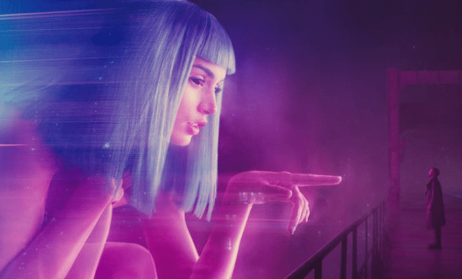 Blade Runner 2048, film disponible sur OCS en septembre 2018.