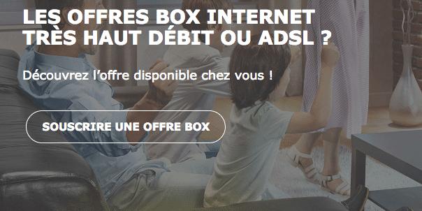 box internet la poste mobile promotion