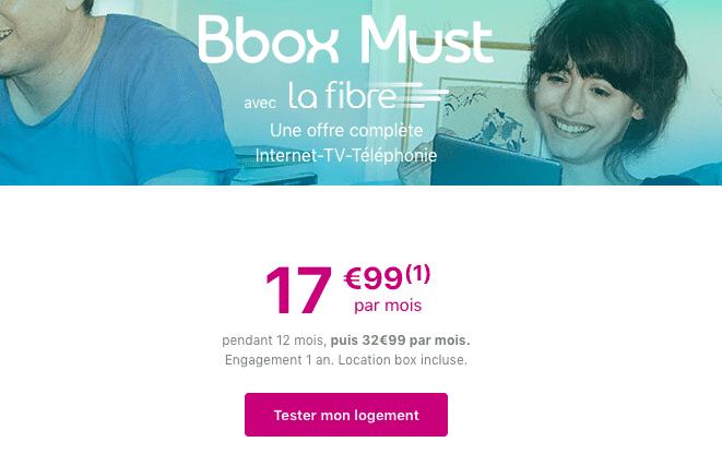 jusqu 39 300 d 39 conomie les box internet fibre en promo cette semaine. Black Bedroom Furniture Sets. Home Design Ideas