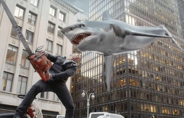 Sharknado et sa franchise retirés de Netflix en février.