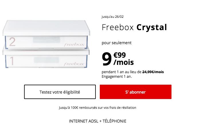 La box internet ADSL de Free.