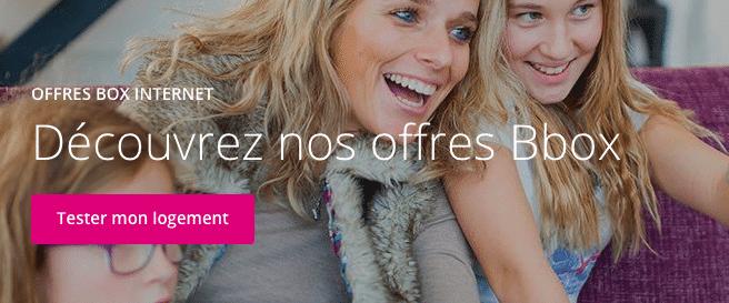 les box internet de Bouygues Telecom