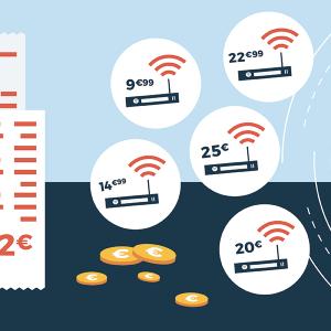 Abonnement internet pas cher