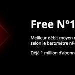 Free: série de promotions sur les abonnements box internet + un forfait 50 Go à 8,99€ seulement
