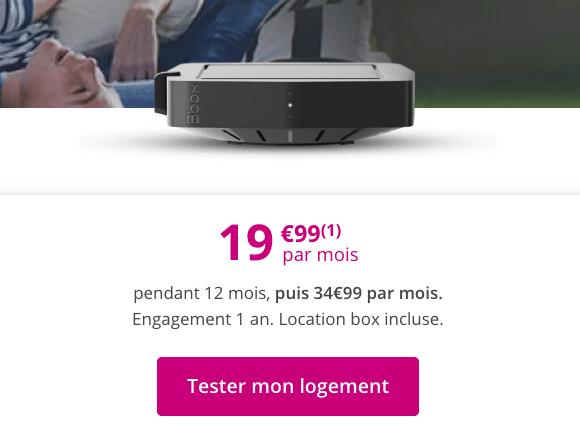 La Bbox Must, une box internet disponible à bas prix chez Bouygues Telecom.