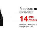 Free prolonge (encore) ses offres: une semaine supplémentaire de box internet en promotion