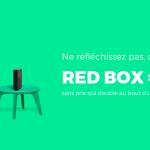 Fibre optique + forfait 10 ou 60 Go: le bon plan Internet de RED by SFR avec 1 mois offert