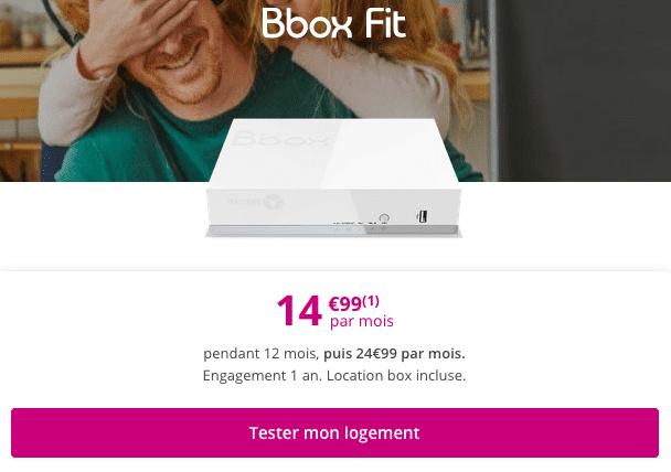 Box internet pas chère chez Bouygues Telecom.