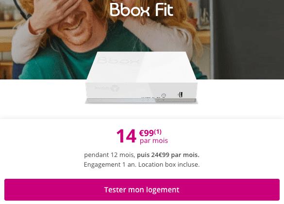 Box internet ADSL pas chere chez Bouygues Telecom.