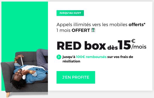box de red