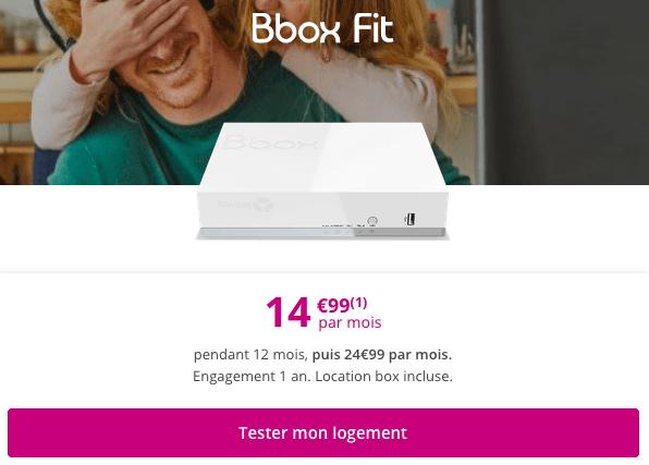 Box ADSL en promo chez Bouygues Telecom.
