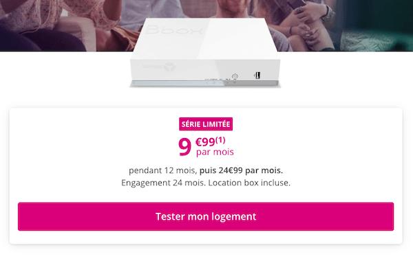 Les dernières heures de la Bbox ADSL en promo de Bouygues Telecom