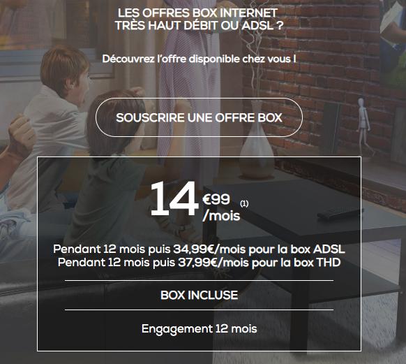 choisir la promo box de La Poste Mobile
