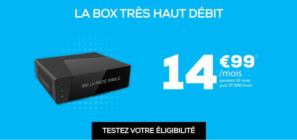 la box internet de la poste mobile