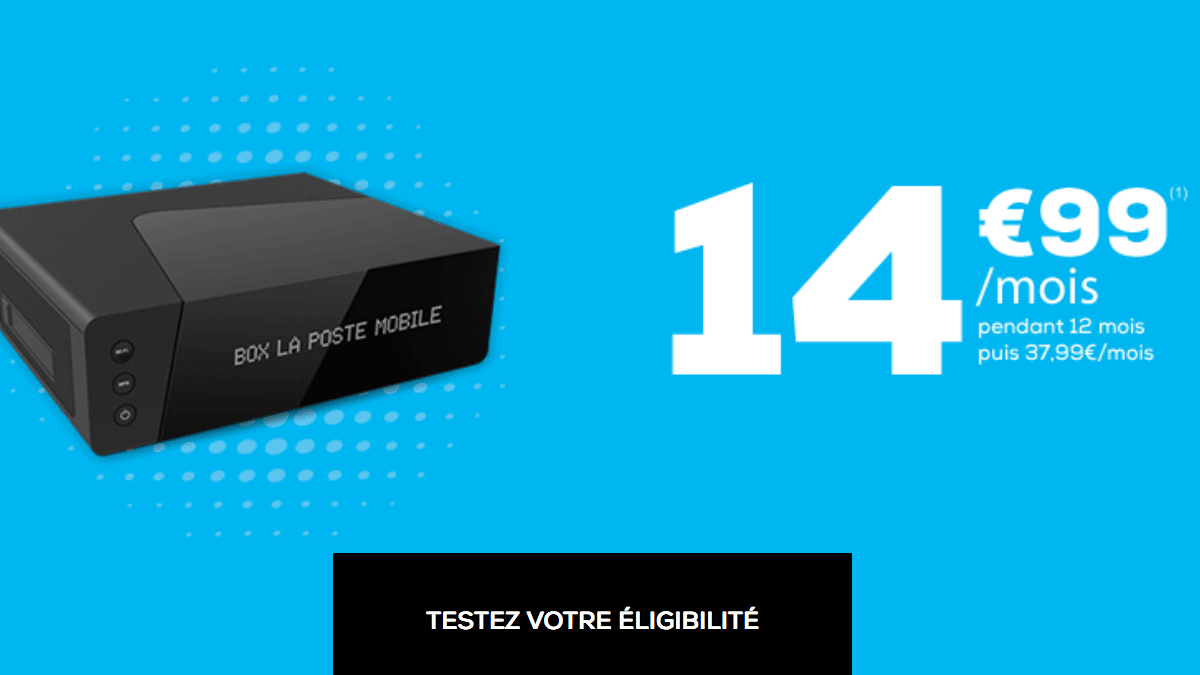 promo box internet fibre ou ADSL.