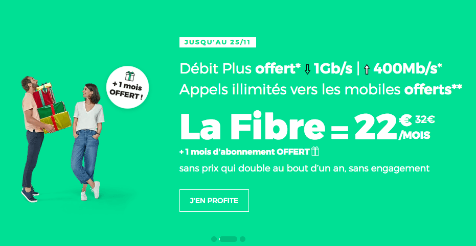 la box fibre de red by sfr