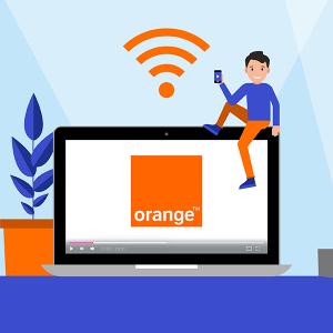 Abonnements en ligne Orange.