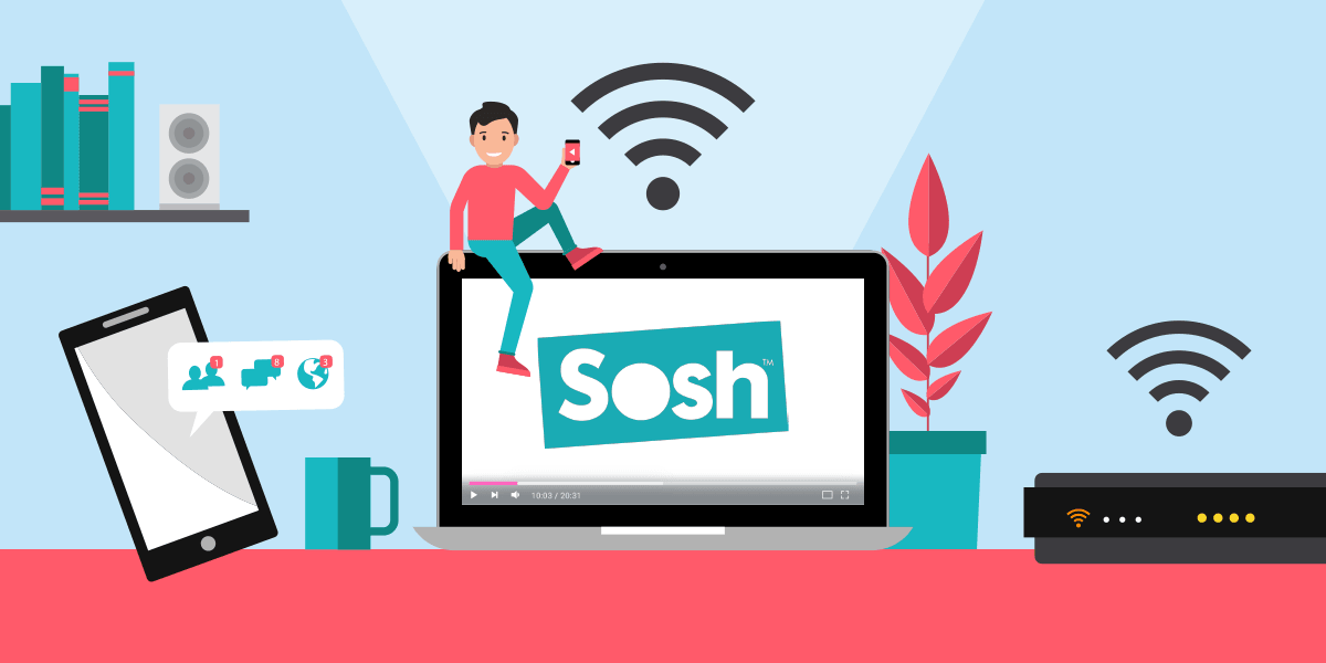 La Boîte internet Sosh