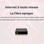 Free : la fibre optique à partir de 14,99€/mois pour Noël