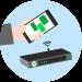 Box internet et forfait mobile