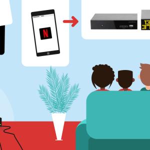 Netflix avec Freebox