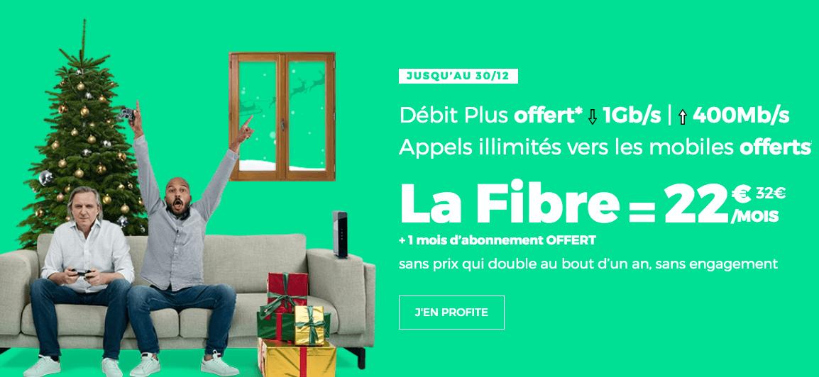 La box internet de RED by SFR