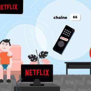 Netflix SFR