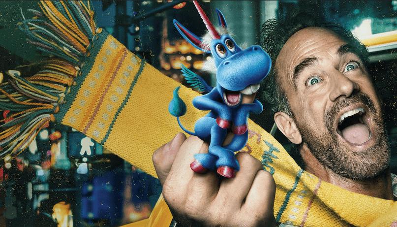 Happy, série TV Netflix pour Noël 2019