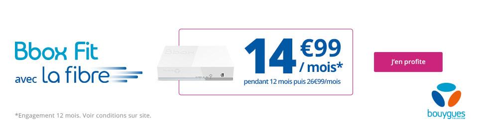 Bbox Bouygues Telecom