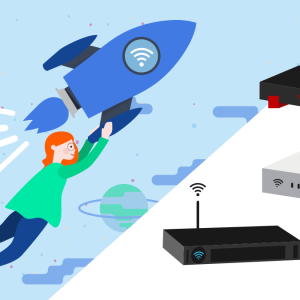 Optimiser débit box internet