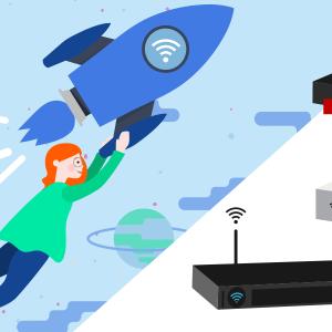 Améliorer débit box internet
