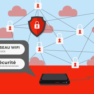 Modifier code Wi-Fi SFR