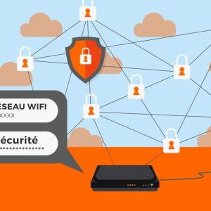 Changer code Wi-Fi Orange