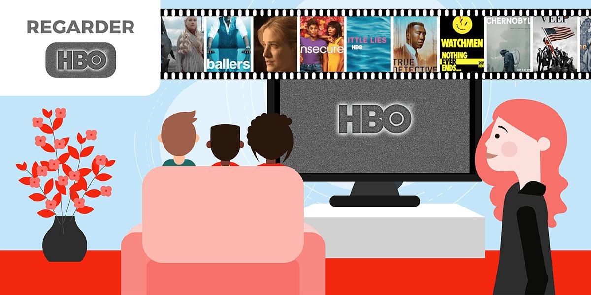 Regarder HBO en Frannce.