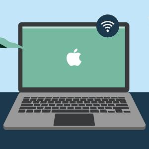 Mac connexion aux hotspots.