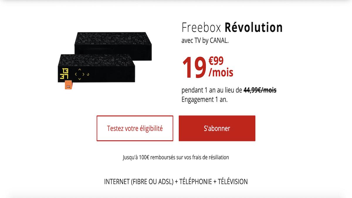 Free progresse sur la connexion internet fixe grâce à la fibre et au THD