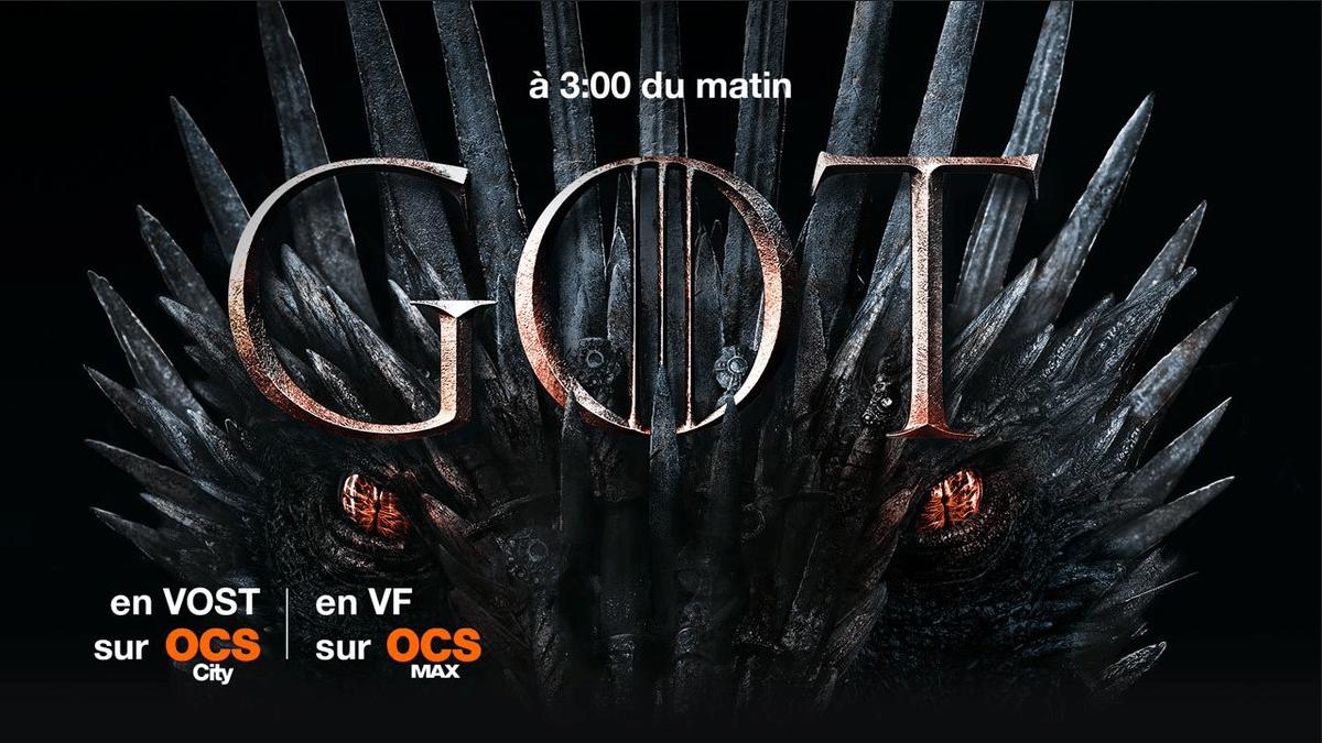 OCS et HBO.