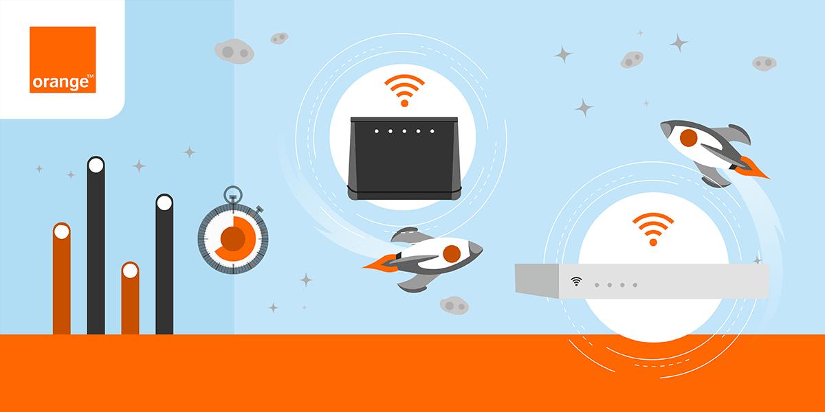Tester le débit de sa connexion internet.