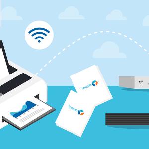 Relier son imprimante à sa box internet Bouygues Telecom.