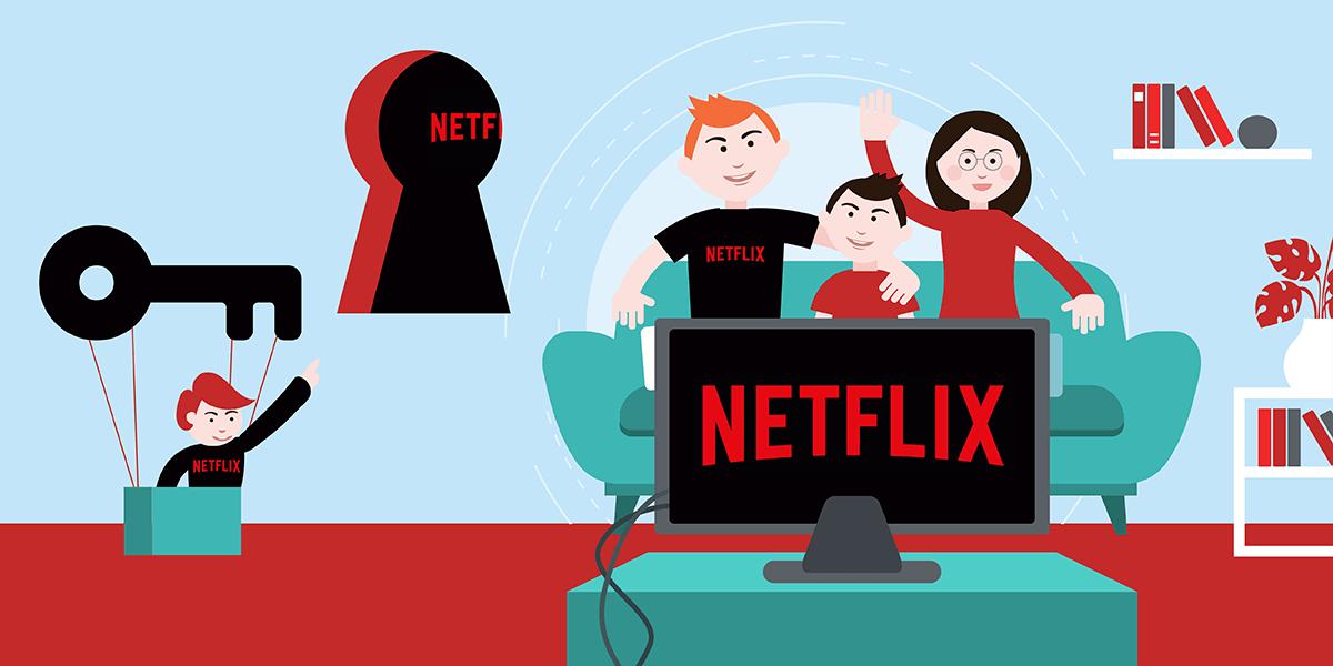 Code secret Netflix.
