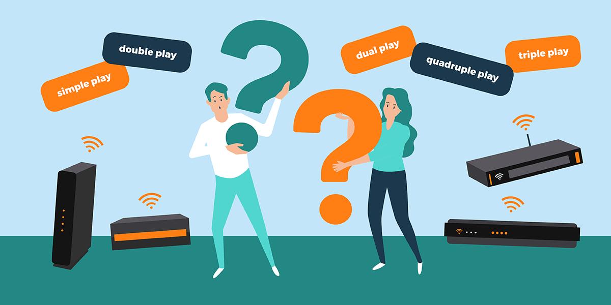 Quels sont les types de box internet ?