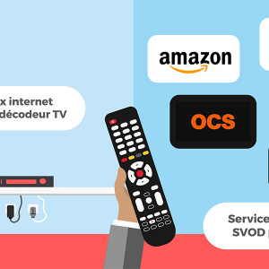 Différentes solutions IPTV.