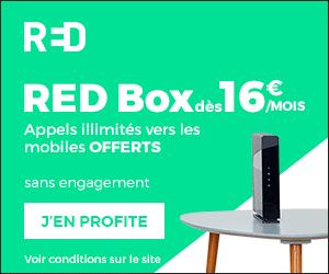 Box RED SFR