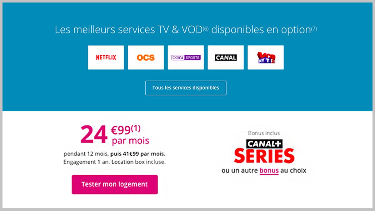 Bbox Ultym Bouygues Telecom.
